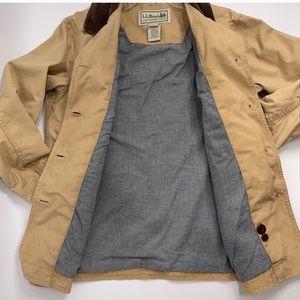 L.L. Bean Jackets & Coats - L.L. Bean Women's Adirondack Barn Field Coat small